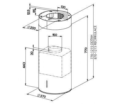 Sudoper kutni BLANCO METRA 9E Silgranit + daljinski